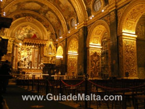 Catedral Valeta