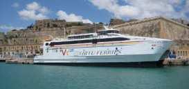 Ferry Malta Sicilia
