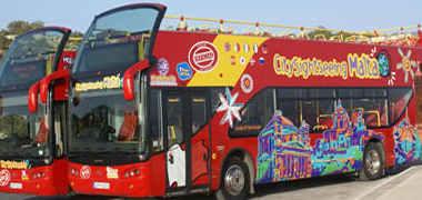 Bus Turistico Malta