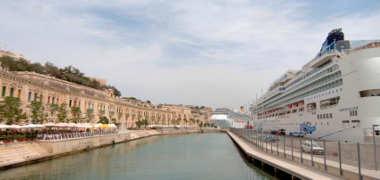 Puerto Cruceros Malta