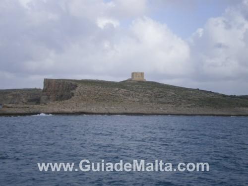 Isla de Comino