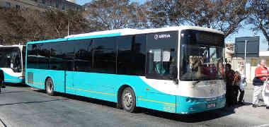 Bus Malta